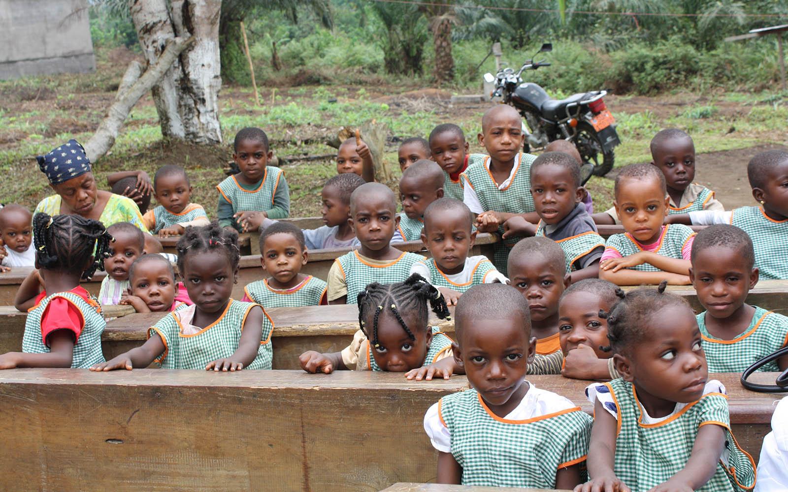 Enfants Ngoyang